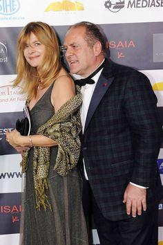 Nastassja Kinski, avec son père Klaus Kinski et sa mère