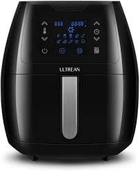 The Ultrean Quart Air Fryer, Electric Hot Air Fryers Oilless Cooker 10 Presets, Digital LCD Touch Screen, Nonstick Basket, UL Listed online shopping Toplikestore Kitchen Electronics, Kitchen Gadgets, Specialty Appliances, Small Appliances, Best Deep Fryer, Fryer Machine, Best Air Fryers, Air Fryer Recipes, Kitchens