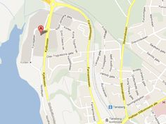 Karrieresenteret Vestfold Responsive Web Design, Map, Location Map, Maps