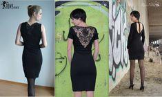 Ebook Kleid DIAMOND Gr. XS-XXL - Nähanleitungen bei Makerist