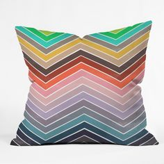Garima Dhawan journey 2 Throw Pillow | DENY Designs Home Accessories