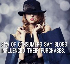 Yet brands only pay a a sliver of their marketing budgets on blogger campaigns.