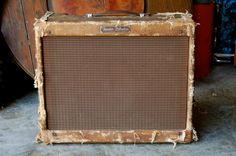 Galasso Guitars: Field Trip: 1957 Fender Vibrolux