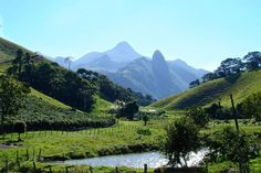 Pico do Forno Grande - Castelo - ES, Brasil
