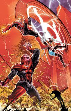 Red Lantern Corps