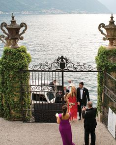 Wedding Lake Como, Italy