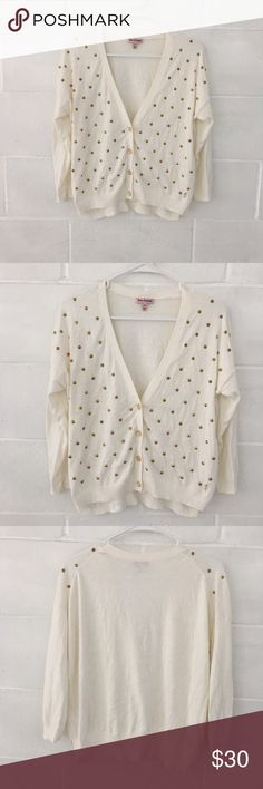 NWOT Juicy Couture Sweater Cardigan size Xs New with out tag Juicy Couture Sweaters Cardigans
