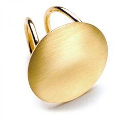Esferas - Anillo Esfera de oro