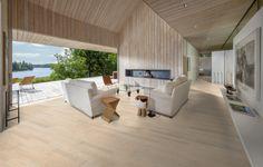 Hardwood floors offer natural look and feel Hardwood Floors, Flooring, Park Homes, Outdoor Furniture Sets, Outdoor Decor, Home Studio, Plank, Decorating Tips, Oregon