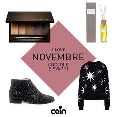 """Tacco o pigiama? Non occorre scegliere, c'è tempo per tutto in questo """"caldo"""" novembre!"""