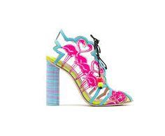 Resultado de imagem para Sophia Webster Shoes