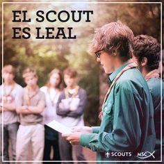 Una forma rápida y atractiva de aprenderse la #LeyScout.