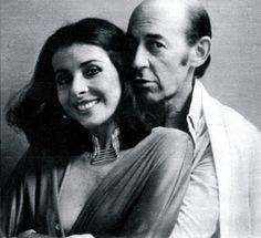 """Betty Faria e Raul Cortez, """"Água Viva"""""""