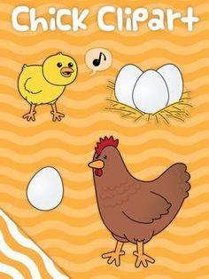 FREE Chick clip art