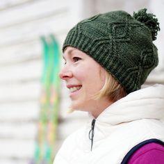 Ravelry: Fernie Hat pattern by Kate Bostwick