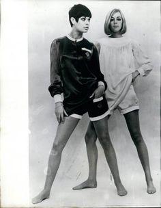 Mary Quant, Minipants, 1966