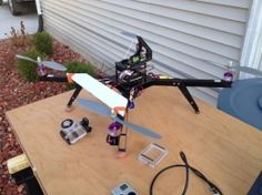 GoPro Drone Mount Gopro Drone, Drones, Corrugated Plastic, Radio Control, Outdoor Power Equipment, Homemade, News, Inspiration, Biblical Inspiration