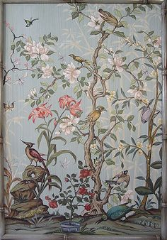 chinoiserie by Bob Christian