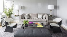 A Classically Contemporary Upper East Side Apartment - Home Tours 2014 - Lonny