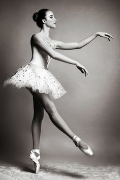 Ballerinas making ballet look easy since... well forever!