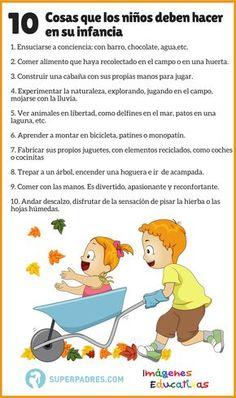 INFOGRAFÍA_Cosas que los niños