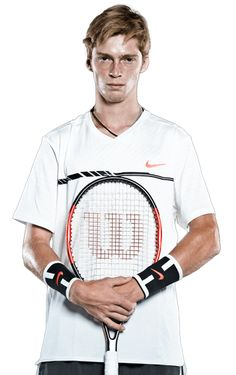 Andrey Rublev Tennis Players, Tennis Racket, Tours, Sports, Hs Sports, Sport, Exercise