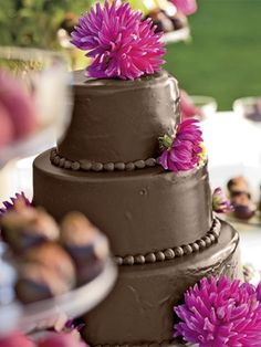 Get centerpiece ideas, floral arrangement inspiration, and more wedding ideas from this real ceremon