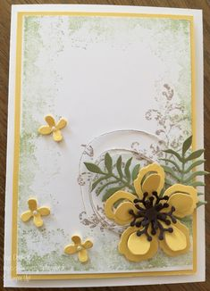 Seelenmagie / unabhängige Stampin´Up! Demo: Stampin´Up! Botanical Blooms meets Timeless Textur...
