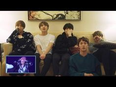 [ENG SUB] JIMIN' Dying Watching Himself | BTS Reacts To BTS Live Performances | #REACTION #FUNNY - YouTube