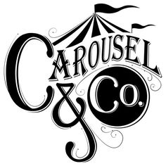 Carousel & Co. Logo Exploration by Dollars & Cents, Inc. , via Behance