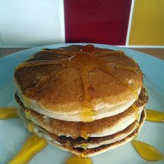 Vickys Best Fluffy Pancakes, Gluten, Dairy, Egg & Soy-Free