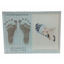 Acrylic 2 Feet with photo