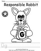coloring pages character education - photo#7