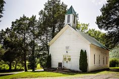 Historic Parham Chapel at Springtree Farms is over 100 years old!
