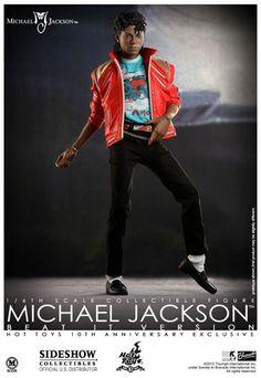 Hot Toys Michael Jackson - 'Beat It' Sixth Scale Figure