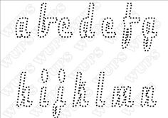 Alfabet 1