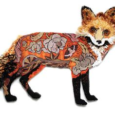What does the fox say?  Karen Nicol                                                                                                                                                                                 More