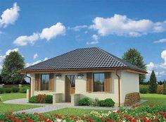 Projekt domu Bayamo dom letniskowy
