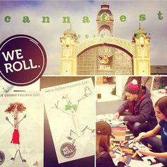 Our Impressions from #Cannafest 2016 in Prague. We had a great time and are looking forward to #Expoweed2016 in Santiago de Chile! #WEROLL #GIZEH #420 #rollingpapers #paperart