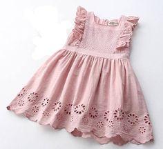 ღ¸.•❤ ƁҽႦҽ ღ .¸¸.•*¨*• Embroidery Dress