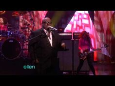 Cee Lo Green - Forget You (Live on Ellen 12-1-10) - YouTube