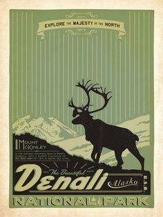 Anderson Design Group Studio, Denali National Park, Alaska