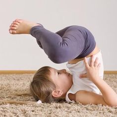 Bedtime Yoga for Kids by parenting: Try introducing yoga for kids and help your child fall asleep—and stay asleep. #Yoga #Kids #Sleep