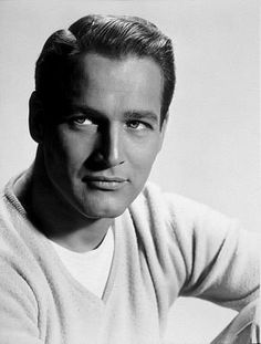 Devoted husband, humanitarian, health nut, and overall seems-like-a-fun-guy-to-be-around (24 hours in a day/24 beers in a case).  They don't make 'em like this very often.  Paul Newman, 1957.