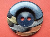 8 Knöpfe dunkelblau 23mm (3801-2) Jackenknöpfe