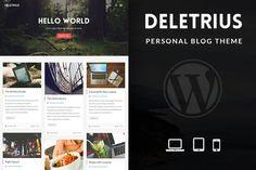 20 Best of the Multi Purpose WordPress Themes Bootstrap Template, Wordpress Theme, Lifestyle Blog, Templates, Words, Creative, Purpose, Check, Stencils