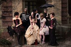 http://ellendean.hubpages.com/hub/Steampunk-Weddings