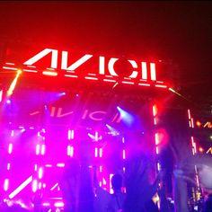 Avicii at Ultra music festival