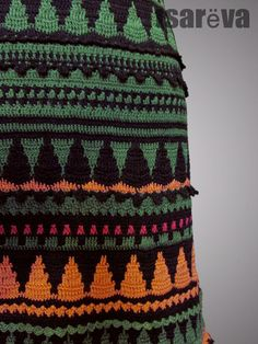 Fabulous Crochet a Little Black Crochet Dress Ideas. Georgeous Crochet a Little Black Crochet Dress Ideas. Crochet Short Dresses, Black Crochet Dress, Crochet Skirts, Crochet Clothes, Moda Crochet, Cotton Crochet, Knit Crochet, Vanessa Montoro, Crochet Fashion