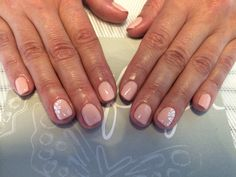 #nude #geelilakkaus #nails #nailart #nailpolish